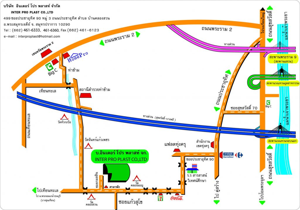 IPP Map